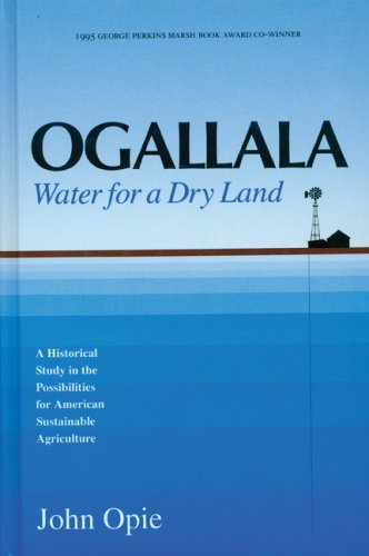 9780803235571: Ogallala: Water for a Dry Land (Our Sustainable Future)