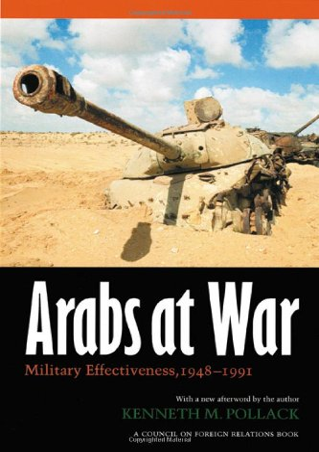 9780803237339: Arabs at War: Military Effectiveness, 1948-1991