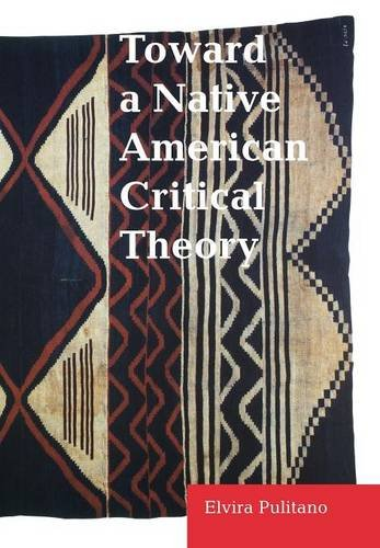 9780803237377: Toward a Native American Critical Theory
