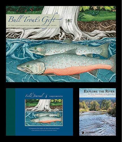Explore the River Educational Project (2-Book, 1-DVD Set): Bull Trout, Tribal People, and the Jocko...