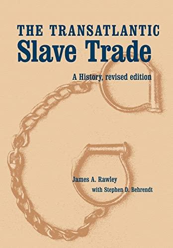 9780803239616: The Transatlantic Slave Trade: A History