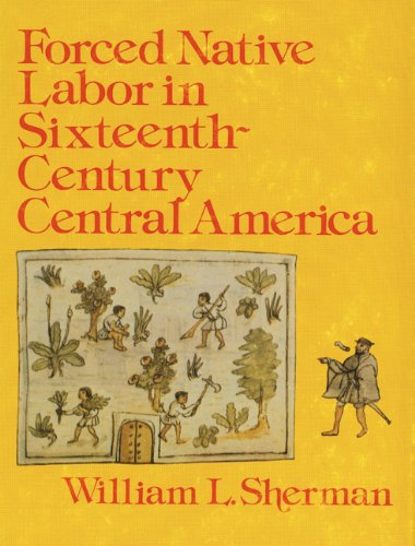 9780803241008: FORCED NATIVE LABOR IN 16TH-CE