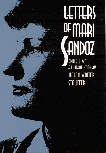 Letters of Mari Sandoz (Hardback): Mari Sandoz