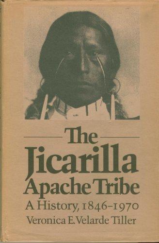 9780803244092: The Jicarilla Apache Tribe: A History, 1846-1970