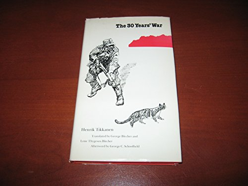 9780803244153: The Thirty Years' War (Modern Scandinavian Literature in Translation)