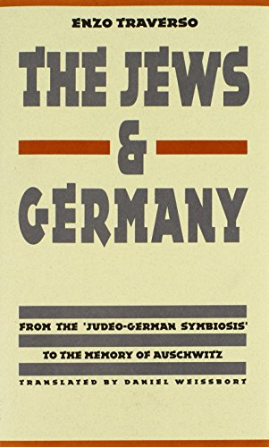 9780803244269: The Jews and Germany: From the