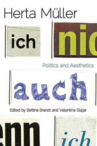 9780803245105: Herta Müller: Politics and Aesthetics
