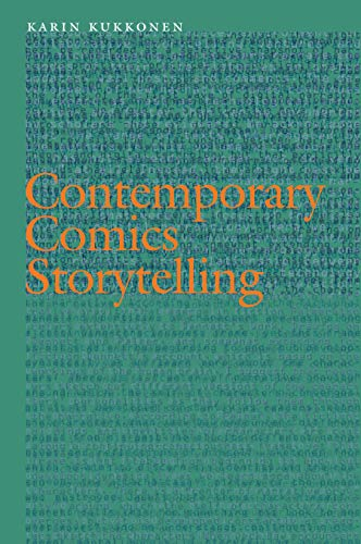 9780803246379: Contemporary Comics Storytelling (Frontiers of Narrative)