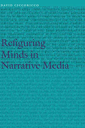 9780803248373: Refiguring Minds in Narrative Media (Frontiers of Narrative)