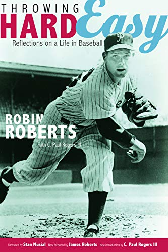 9780803248670: Throwing Hard Easy: Reflections on a Life in Baseball