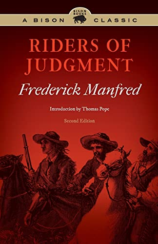 9780803248816: Riders of Judgment, Second Edition (Bison Classics (Bison Books))