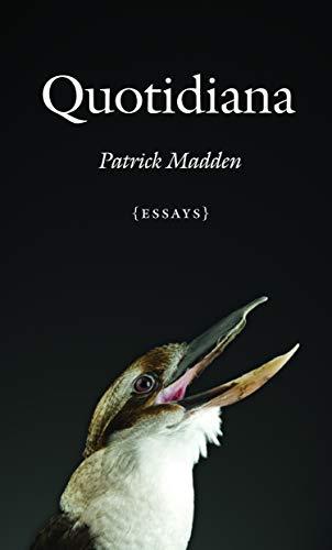 9780803249240: Quotidiana: Essays