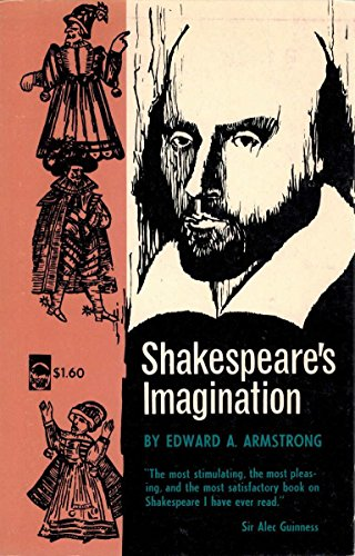 9780803250055: Shakespeare's Imagination: A Study of the Psychology of Association and Inspiration