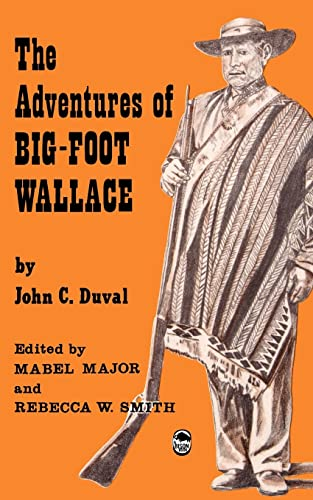 9780803250536: The Adventures of Big-Foot Wallace