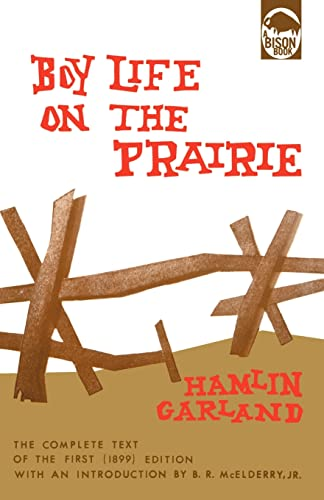 9780803250703: Boy Life on the Prairie (Bison Book S)