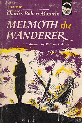 9780803251274: Melmoth the Wanderer