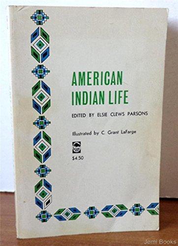American Indian Life: Elsie Worthington Clews