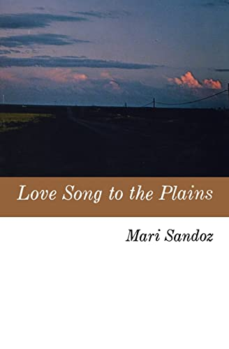 9780803251724: Love Song to the Plains