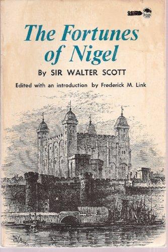 The Fortunes of Nigel: Scott, Sir Walter;