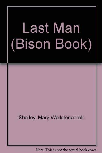 The Last Man: Anne K. Mellor; Mary Shelley