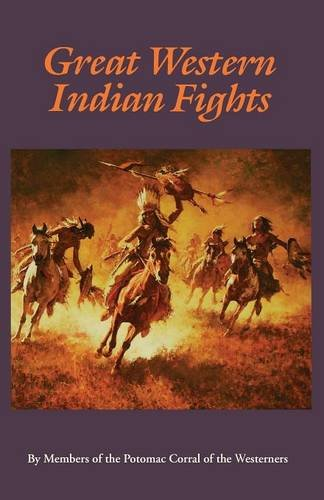 Great Western Indian Fights (Bison Book)
