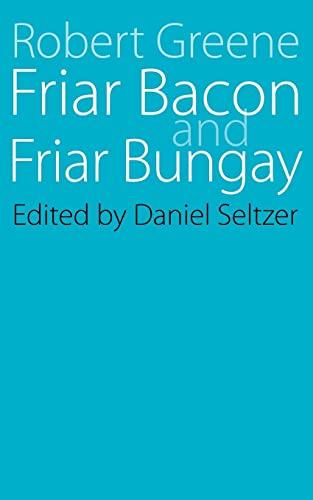 9780803252622: Friar Bacon and Friar Bungay