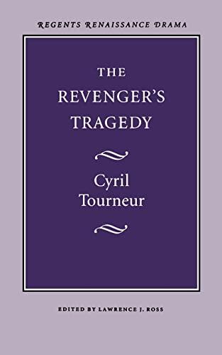 9780803252844: The Revenger's Tragedy (Regents Renaissance Drama)