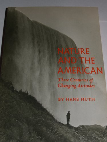 9780803257610: Nature and the American (Bison Book)