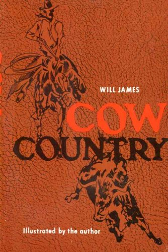 9780803257740: Cow Country (Bison Book)