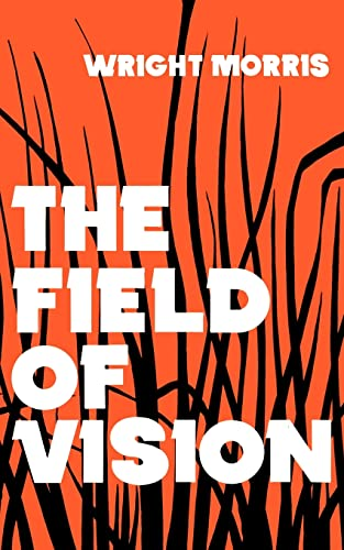 9780803257894: The Field of Vision (Bison Book S)