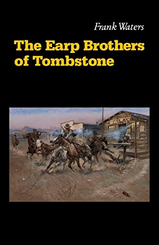 The Earp Brothers of Tombstone: The Story: Waters, Frank