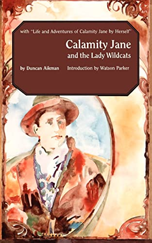 9780803259119: Calamity Jane and the Lady Wildcats (Bison Books)