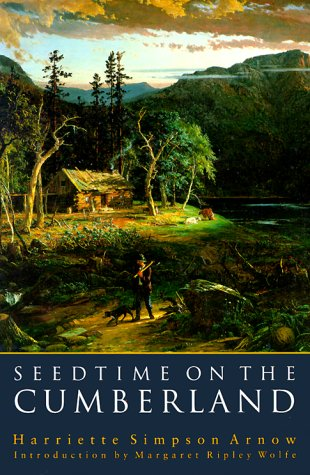 9780803259263: Seedtime on the Cumberland