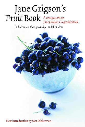 9780803259935: Jane Grigson's Fruit Book (At Table)