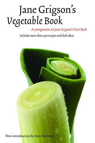 9780803259942: Jane Grigson's Vegetable Book (At Table)