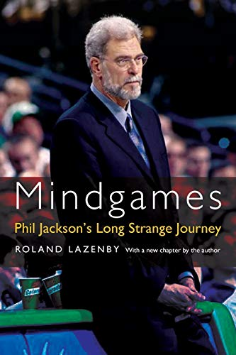 9780803259980: Mindgames: Phil Jackson's Long Strange Journey