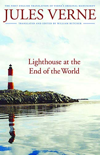 9780803260078: Lighthouse at the End of the World: The First English Translation of Verne's Original Manuscript (Bison Frontiers of Imagination)