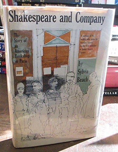 9780803260566: Shakespeare and Company