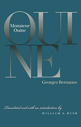 9780803261617: Monsieur Ouine
