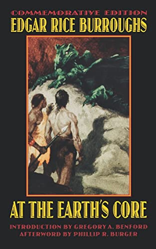 9780803261747: At the Earth's Core (Bison Frontiers of Imagination)