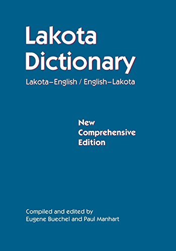 9780803261990: Lakota Dictionary: Lakota-English/English-Lakota : Comprehensive