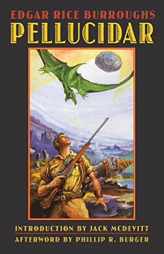 9780803262041: Pellucidar (Bison Frontiers of Imagination)