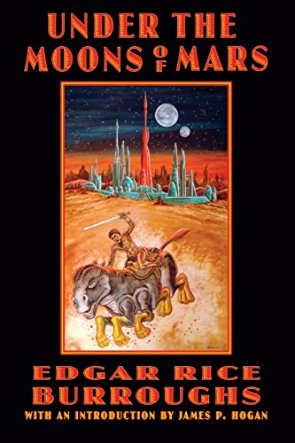 Under the Moons of Mars (Bison Frontiers of Imagination): Rice Burroughs, Edgar::