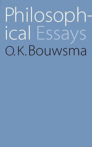 9780803262256: Philosophical Essays (Landmark Edition)