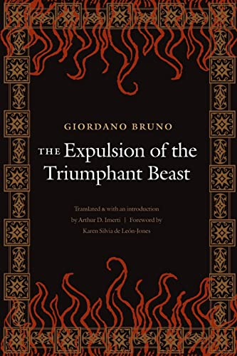 9780803262348: The Expulsion of the Triumphant Beast