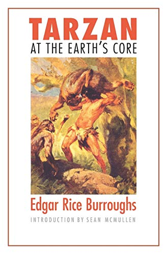 9780803262560: Tarzan at the Earth's Core (Bison Frontiers of Imagination)