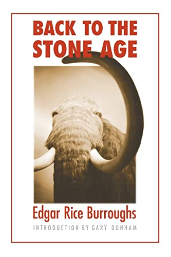 9780803262638: Back to the Stone Age (Bison Frontiers of Imagination)