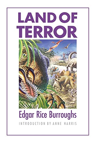 9780803262652: Land of Terror (Bison Frontiers of Imagination)