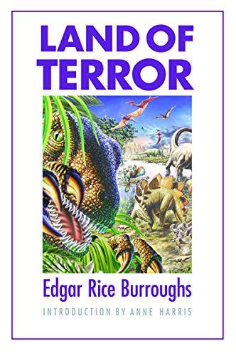 Land of Terror (Bison Frontiers of Imagination): Burroughs, Edgar Rice