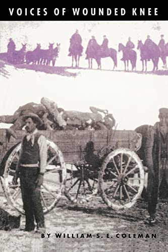9780803264229: Voices of Wounded Knee